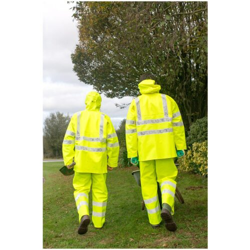 Guy Cotten Isoflash Jacket high viz